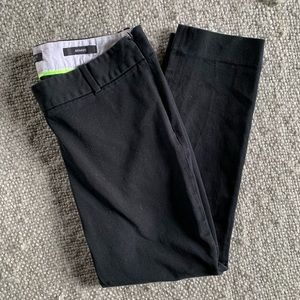 J. Crew Minnie Stretch Pants
